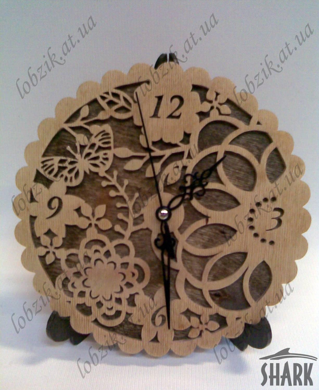 Часы на фанере своими руками 28